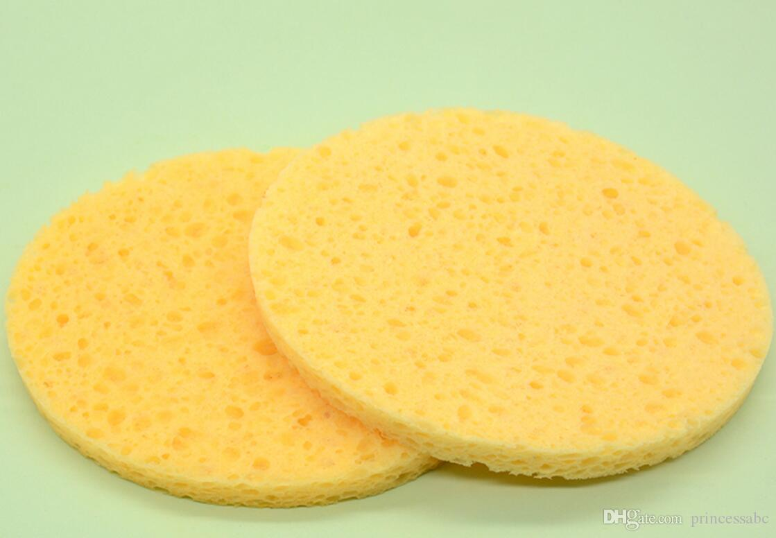Soft Compressed Sponge Face Cleaning Sponge Facial Wash Cleaning