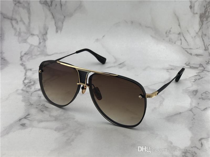 Paket Ücretsiz Kargo Güneş Gözlükleri Güneş gözlüğü 2018 Yeni Yaz NUMD180621-2 için olan kadınlar / Erkekler için Güneş