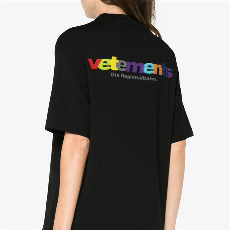 Acheter Vetements Mode T Shirt Arc En Ciel