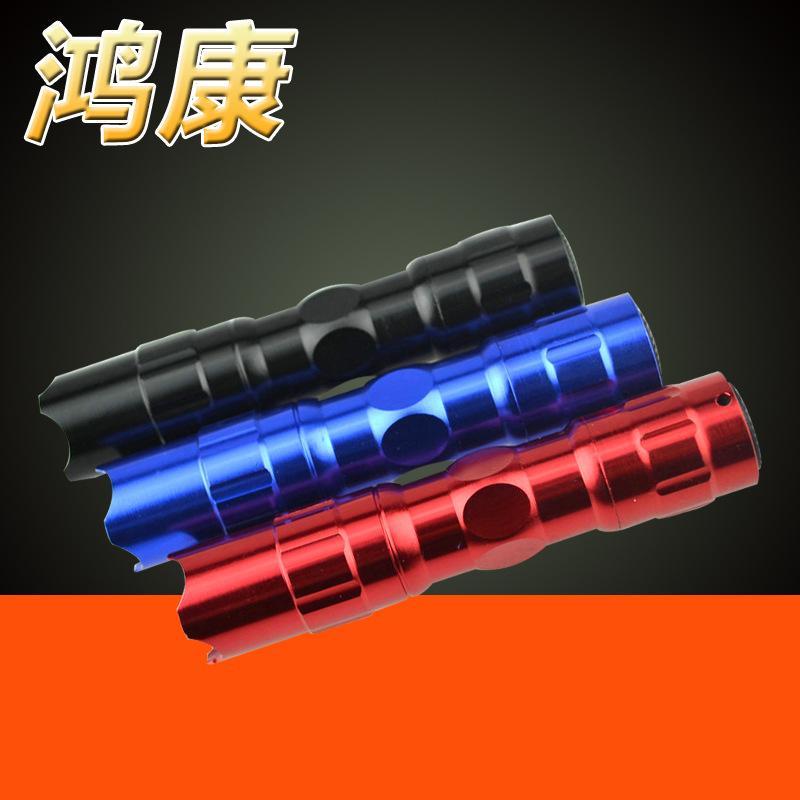 Strong light, small flashlight, aluminum light flashlight, new strong light flashlight.
