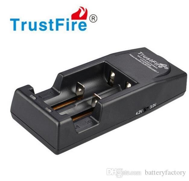 스마트 트러스트 파일 TR-001 충전기 지능형 18650 배터리 충전기 적합 18650 26650 18350 건전지 대 트러스트 화재 TR-002 006 Nitecore UM20 D4
