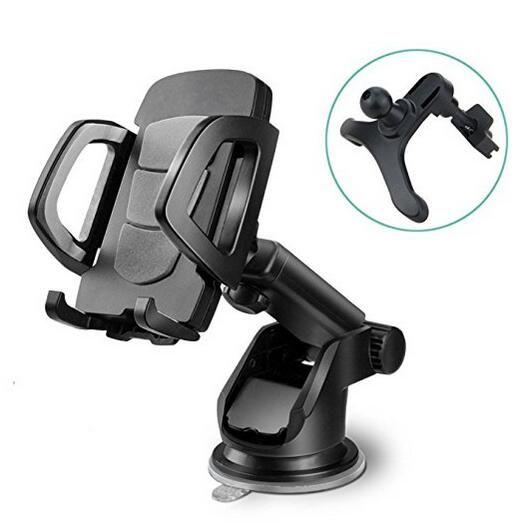 Car Phone Holder-Black