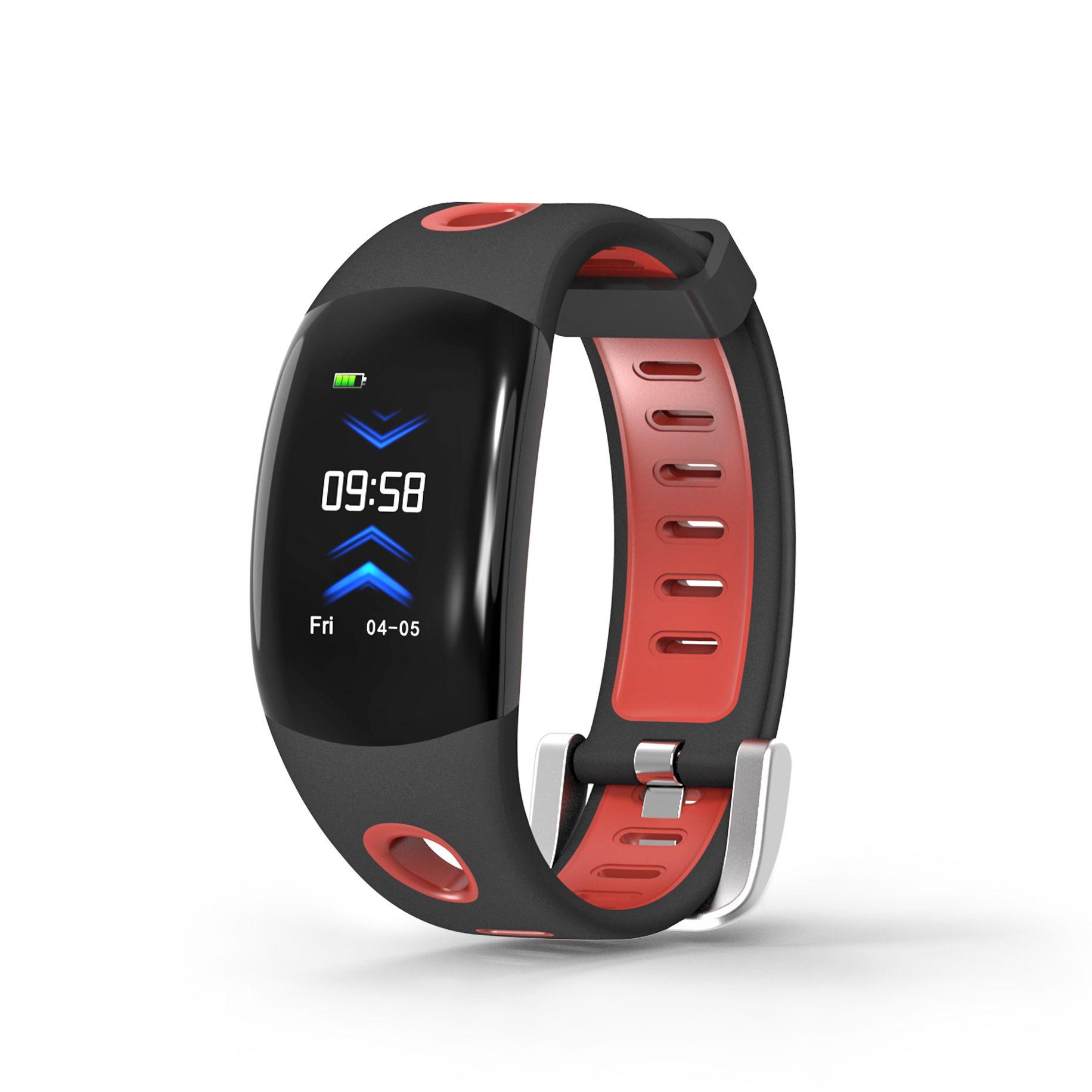 single-piece smart watch heart rate Smart band DM11 3D Dynamic UI Fitness tracker Bracelet Heart rate Monitor Wristband IP68 Waterproof