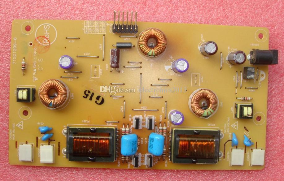 Ücretsiz Kargo LCD Monitör Güç Kaynağı Kurulu Birimi Kablo 715L1299-1-3 715L1299-2 4 5 6 Için Lenovo LXM-L19DH H193K AOC 193FW 193SW PCB Usb