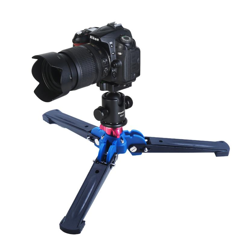 "wholesale M-2 Hydraulic Universal Mini Three Feet Support Tripod Stand Base Monopod Stand for Monopod Ballhead with 3/8"" screw"