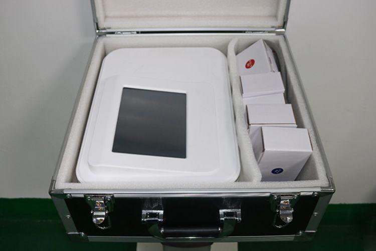 Alta intensità !!! Macchina hifu a ultrasuoni per viso e corpo con cartucce 3/5 CE / DHL spedizione gratuita