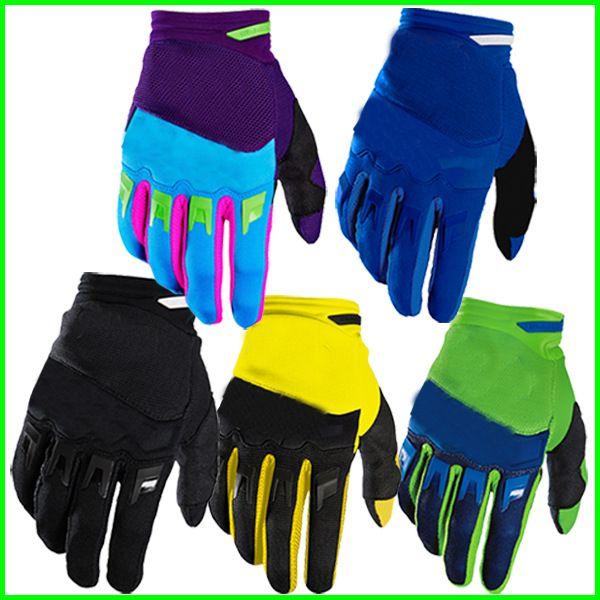 F-11-Colors Gloves Guantes de moto Moto Racing Motocycly Glove TODO MISMO Como FO ...