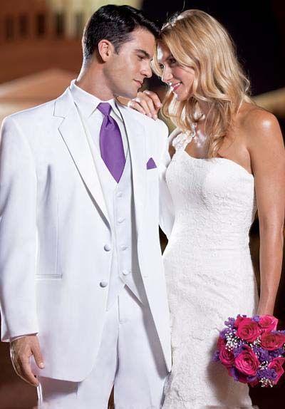 Italiano branco homens ternos para noivos casamento noivo smoking 3 peças (jaqueta + calça + colete) noivo se adapte Slim Fit melhor homem Blazer traje Homme