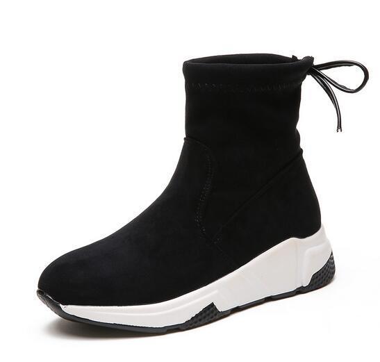 Stiefel aus Wildleder Stiefel und Stiefeletten Damen | Dolce&Gabbana