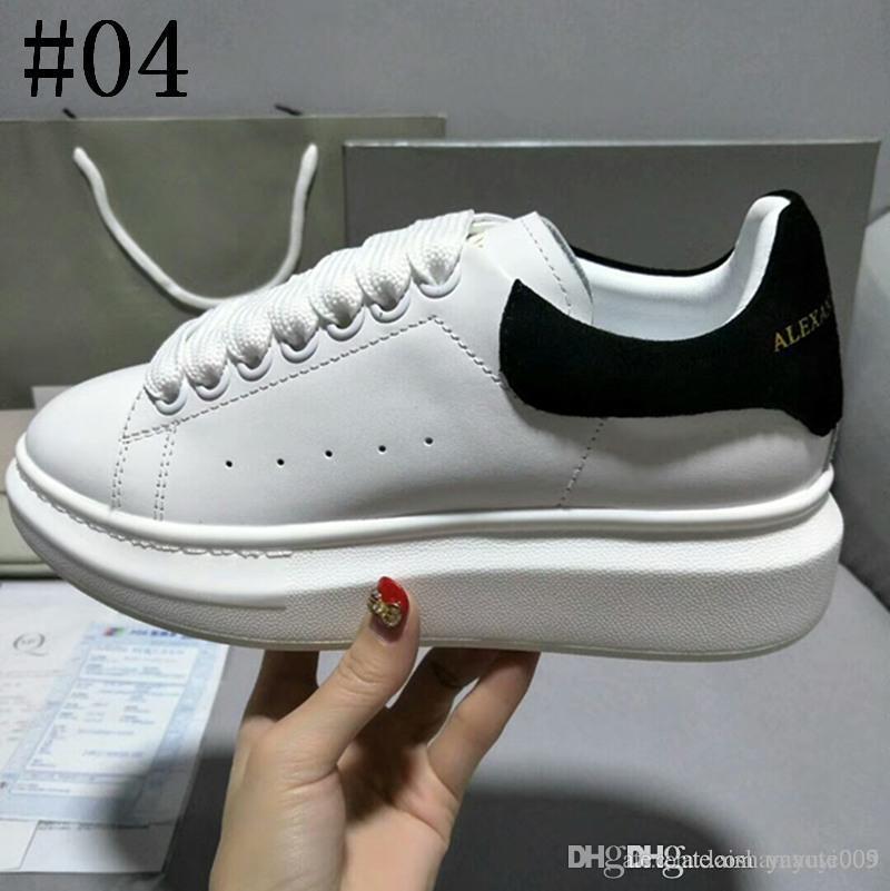Nuevos hombres de diseño de lujo Zapatos casuales Baratos de alta calidad para hombre de las zapatillas de deporte de la manera Zapatos de la boda del partido de terciopelo Deportes zapatillas tamaño 36-45
