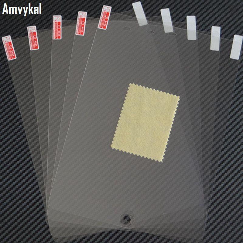 Amvykal Per Apple ipad pro 10.5 / 12.9 pollici Protezione schermo Screen Guard Tablet PC PET trasparente Pellicola (non vetro temperato)