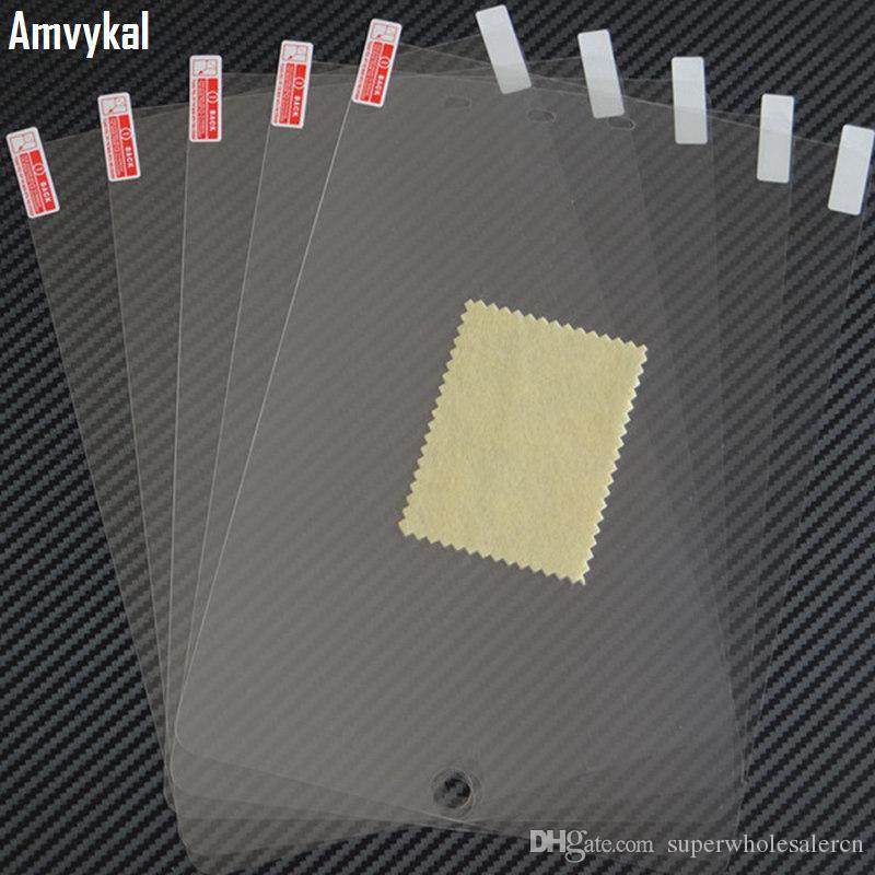 Apple ipad yanlısı 10.5 / 12.9 inç Ekran Koruyucu Ekran Guard Tablet PC Için PET Şeffaf Film Temizle Film (değil Temperli Cam)