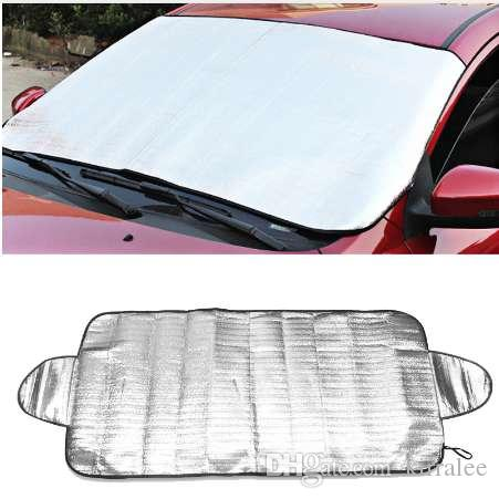 1PC UV Protection Back Rear Front Windshield Cover Car Window Sunshade Sun Shade Visor Film Front Auto Car-Styling 190*70cm