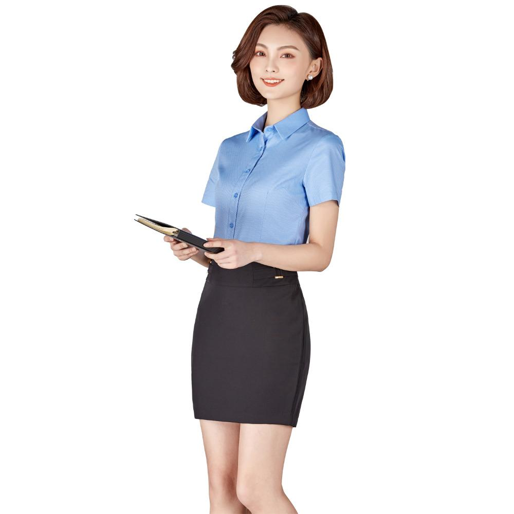Women Skirt And Blouse Suits Office Clothes Business Formal Uniform Business Suits With Skirt Office Ladies Clothes Uniform