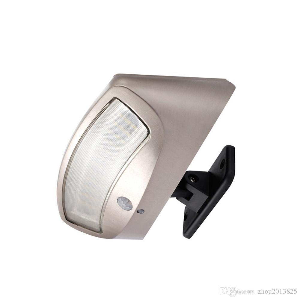 Yeni ev güneş duvar ışık için 36led açık parlak aydınlatma güneş bahçe sensörü ışık garaj, merdiven, duvarlar