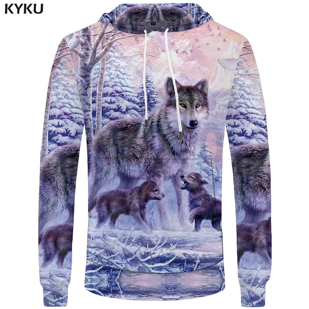 Mens Hooded Sweatshirt Long Sleeve Hoodie Cute Dino Animals Pullovers Sweaters Big Pockets