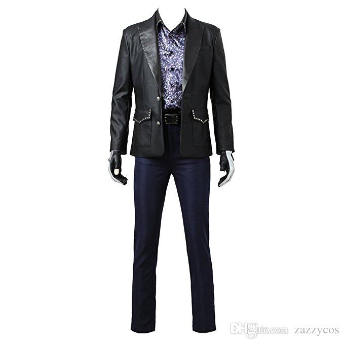 Costume cosplay di Final Fantasy XV Ignis Scientia