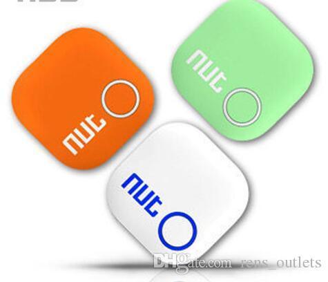 2018 Best selling Nut 2 Mini Smart Finder Cercapersone Bluetooth Smart Tracker iTag Wireless Anti perso promemoria Locator Tracker bagagli