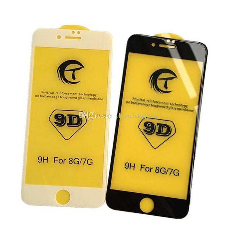 لاصقة حماية زجاجية للشاشة لهاتف أيفون XS Max XR XS 5s 7 8 Plus ، لجهاز iPhoneX 6s 6 Plus