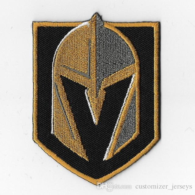 hot sale online 11894 14da3 2019 Iron On Vegas Golden Knights NHL Iron On Patches Embroidered Applique  Badge Emblem From Customizer_jerseys, $9.05 | DHgate.Com