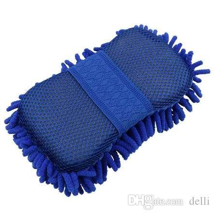 جديد حقيقي ستوكات سيارة غسالة تنظيف العناية تفصيل فرش غسل منشفة قفازات السيارات التصميم لوازم بالجملة