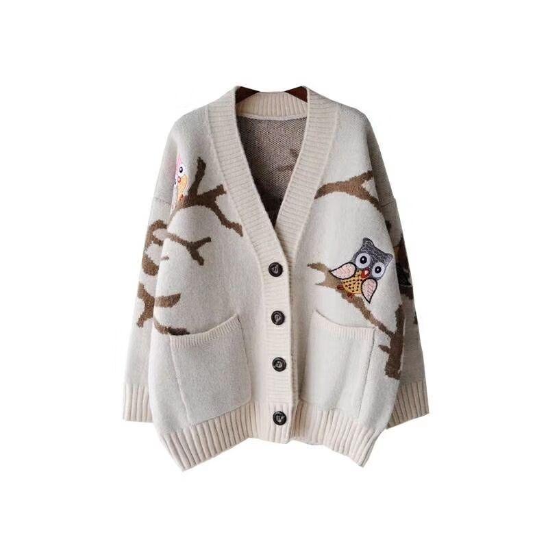 Acheter 2019 Nouvelle Mode Femmes Manteau À Manches Longues Revers Col Manteau Décontracté Élégant Femmes Manteau Survêtement Hiver Cardigan De $37.24