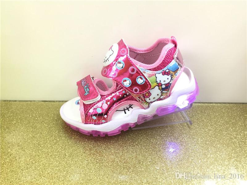 Baby Shoes are Lovely Cat Mouse Embroidery Magic Tape Anti-Slip Cotton Infant Baby Girl Shoes Pink 13cm 9-11M