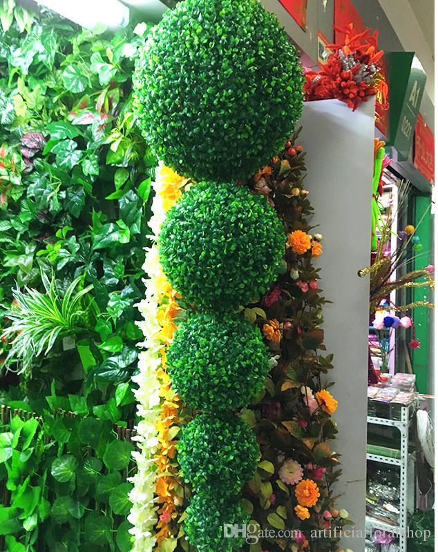 2020 Artificial Plants Grasses Ball Fake Plants Flowers