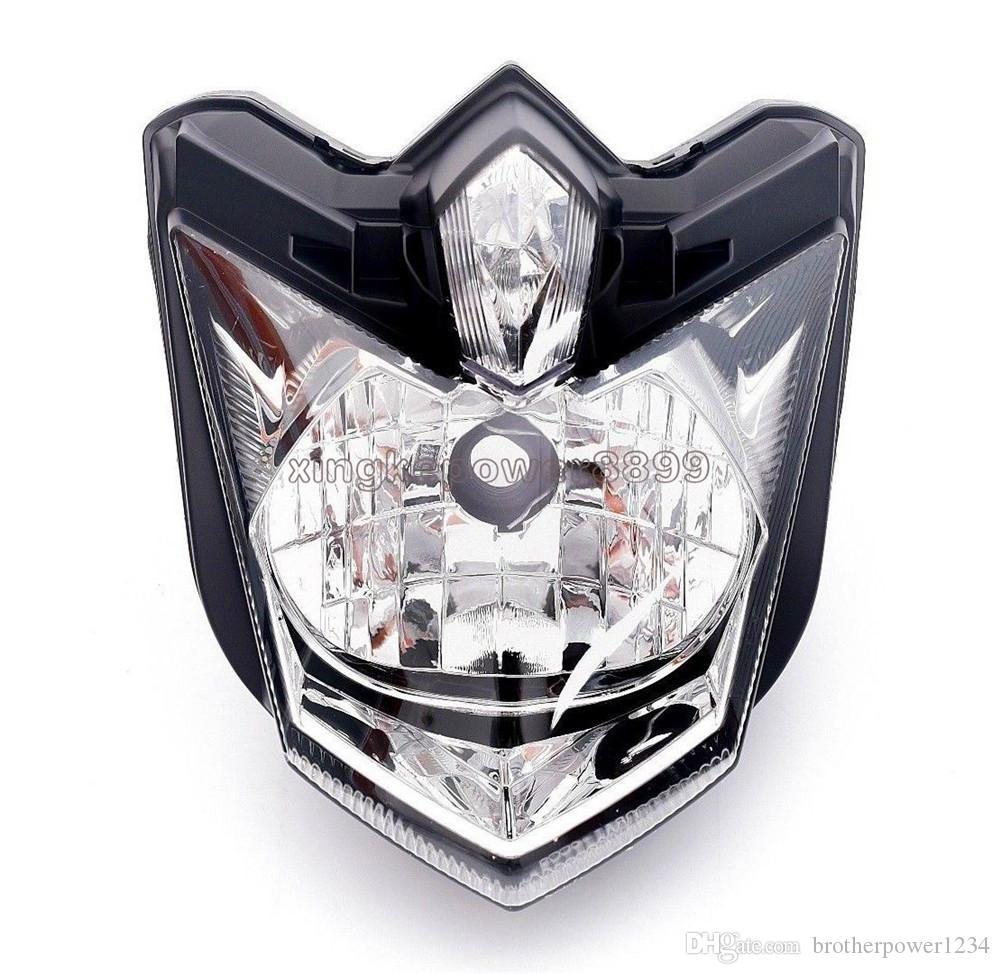 Headlight Assembly Headlamp For Yamaha FZ6R 2009-2013