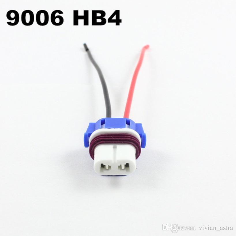 Lámparas conector cerámica para hb4