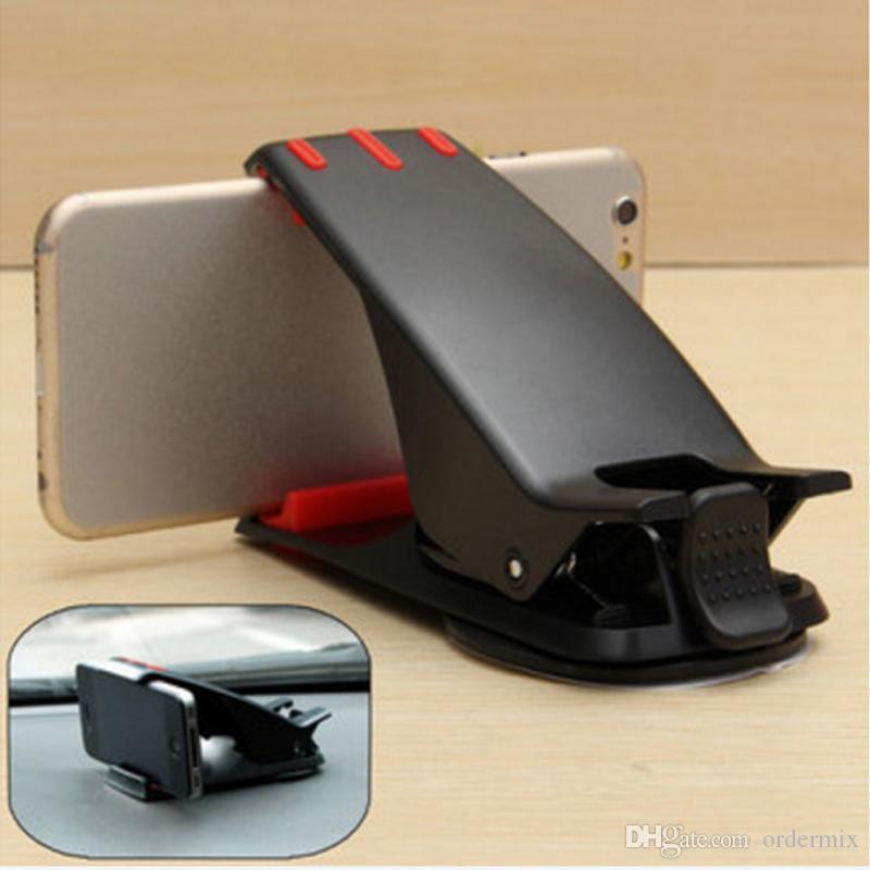 Car Dashboard Mount Telefon Komórkowy Uchwyt Ssawka Puchar Telefon komórkowy Uchwyt do GPS PDA MP3 MP4 Tablet PC Smartfon PC