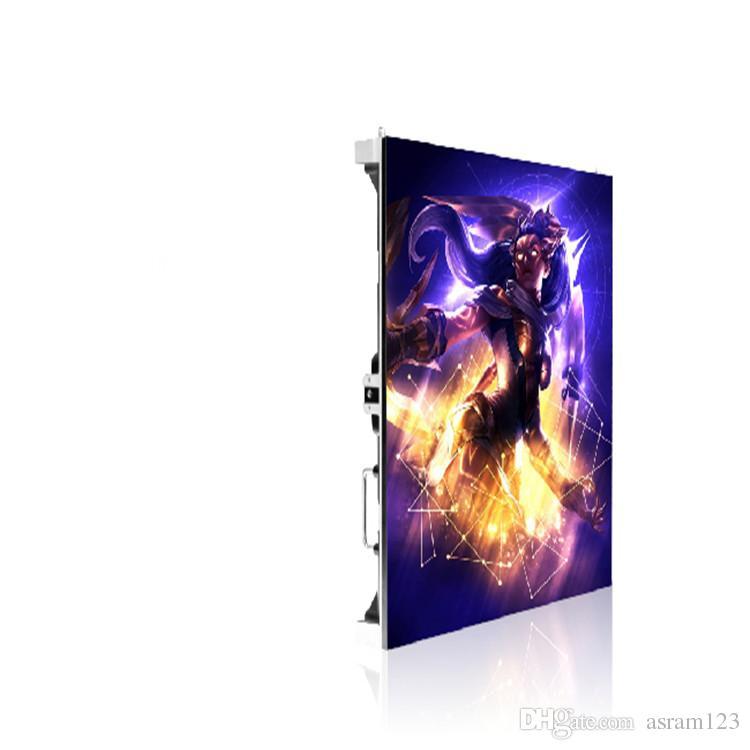 가장 인기있는 실내 p3.91 hd 소규모 렌탈 led 디스플레이