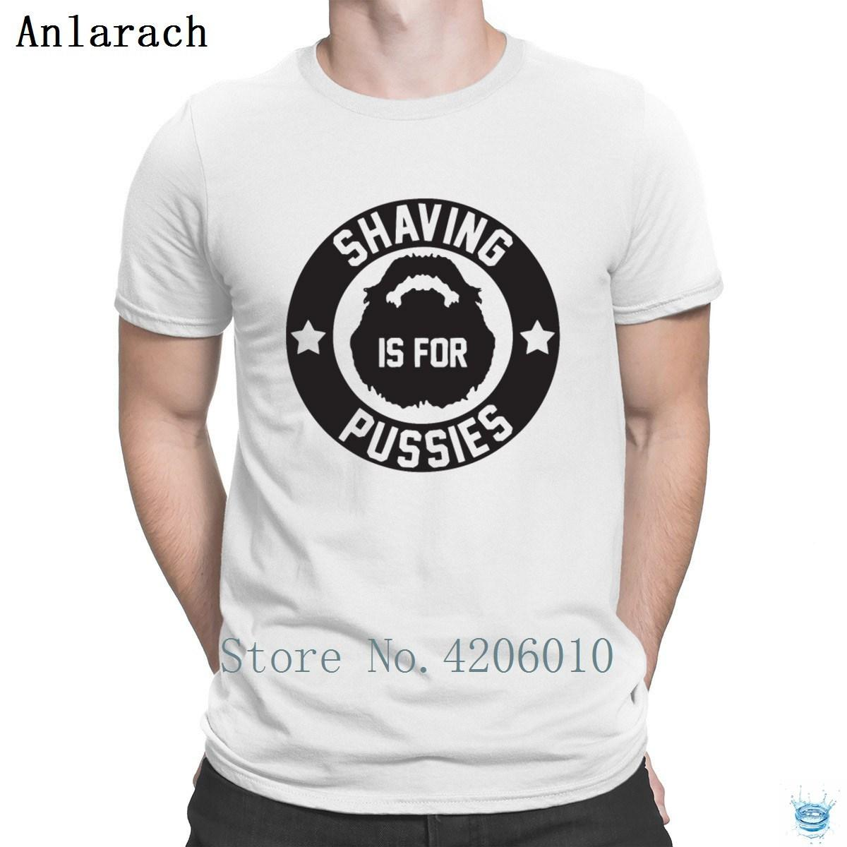 Shaving For Pussies T Shirt Best Fit Family Pictures T Shirt For Men Round Collar Design Tee Tops Anlarach Spring Autumn Tee T Good T Shirt Design From Dzuprightc 16 15 Dhgate Com