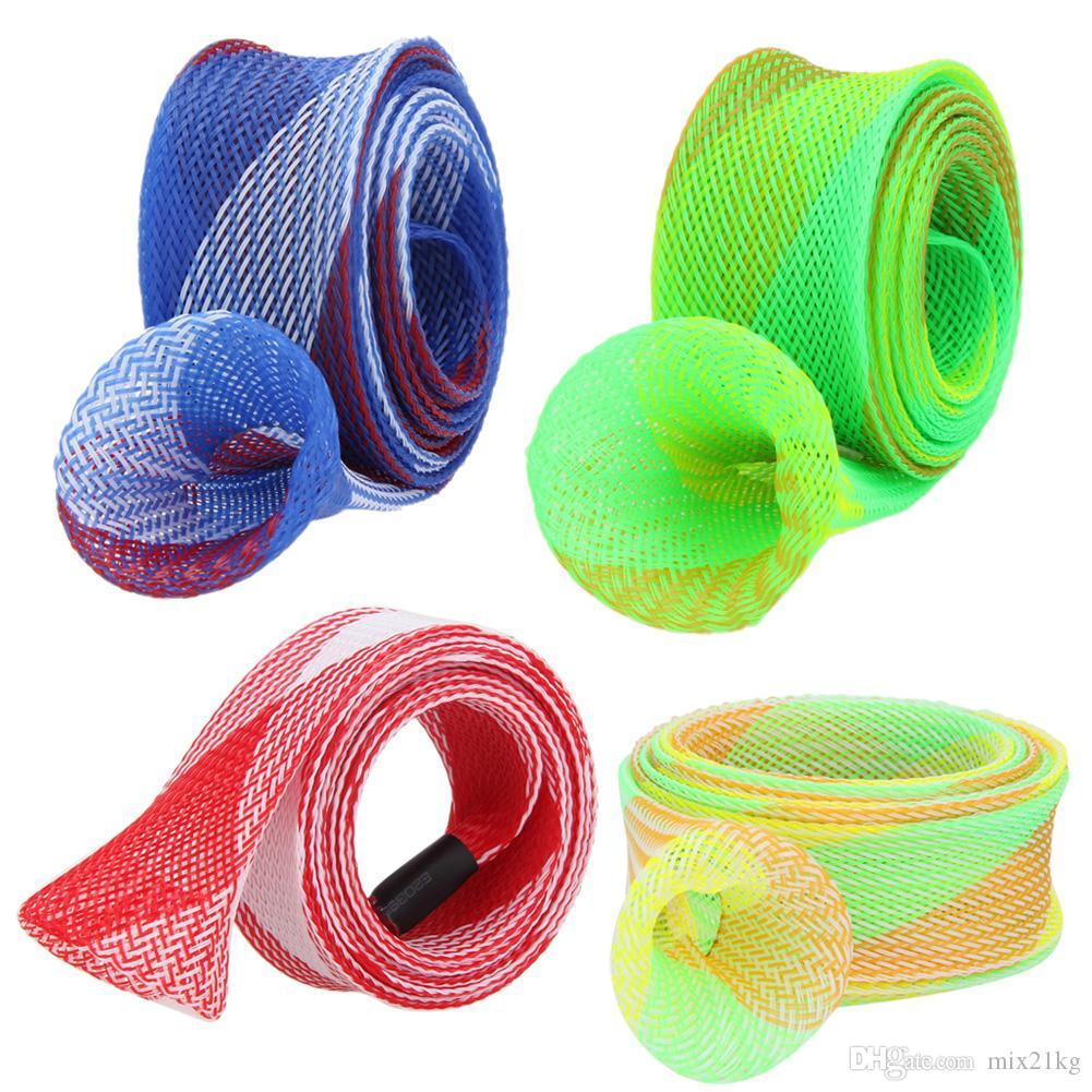 Stick Casting Fishing Rod Cover Pole Protector Braided Rod Sleeve Socks GlovR.DE