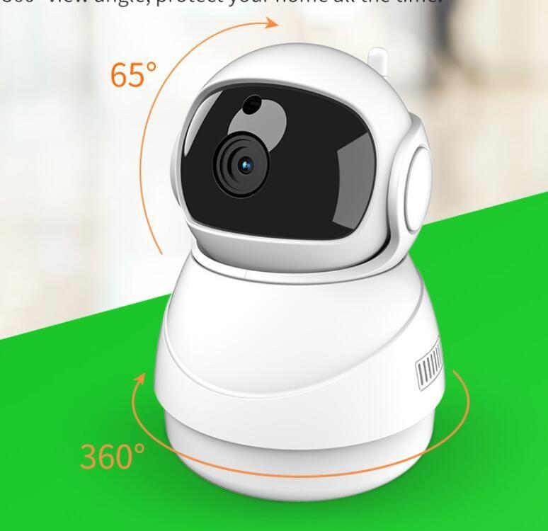 1080p 2.0mp ip wireless telecamera wireless Home Pan / Tilt / Zoom Wireless IP Telecamera di sorveglianza di sicurezza HD Night Vision Cloud