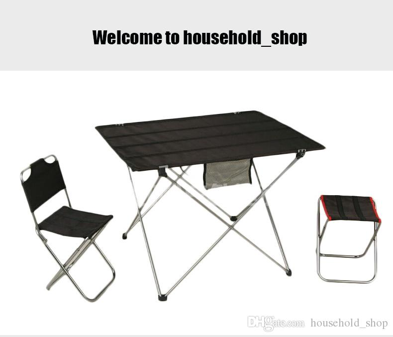 2018 New Arrival Light Portable Foldable Chair Outdoor Camping Beach Barbecue Chair Fishing Chair Aluminum Alloy Material Oxford Cloth