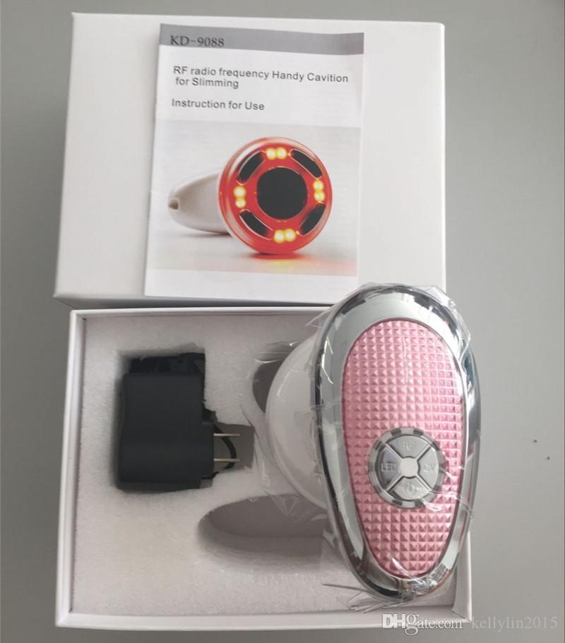 Corps ultrasonique portatif de cavitation de rf amincissant la machine pour le corps de beauté