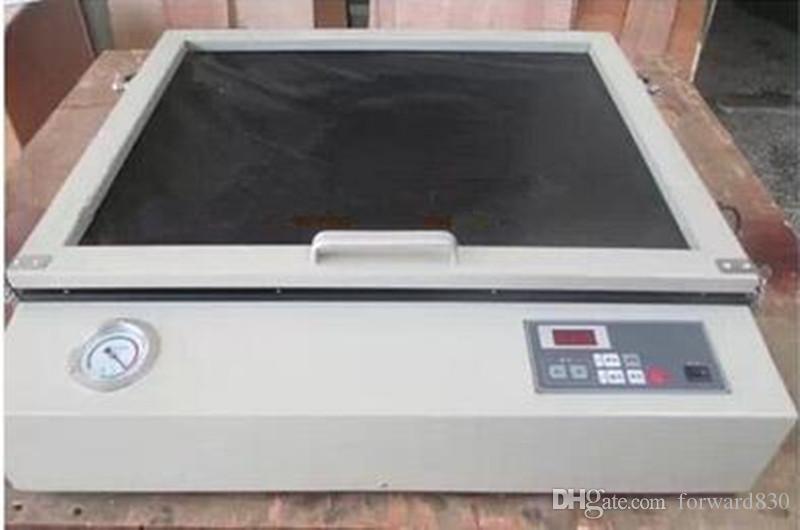 90cmx60cm فراغ دقيق للأشعة فوق البنفسجية التعرض وحدة شاشة آلة الطباعة