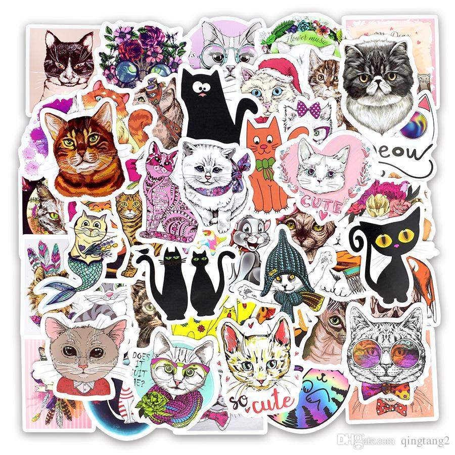 Goofy Pet Stickers Variety Pack 8 Pcs