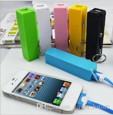 2600mAh Power Bank Charger Portable Perfume 2600 mah Mobile Phone USB PowerBank External Backup Battery Chargers for Samsung iPhone HTC MP3