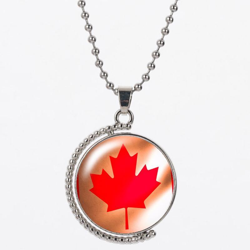 CAB2 büyük Akçaağaç reçine çanta ile göndermek 925 gümüş zincir yuvarlak şekil kadınlar için kırmızı ve siyah var Y1892805