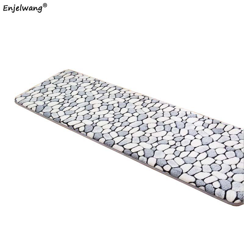 Anti-slip Bathroom Floor Mat Entrance Doormat Washable Balcony Kitchen Area Rug Living Room Bedroom Carpets