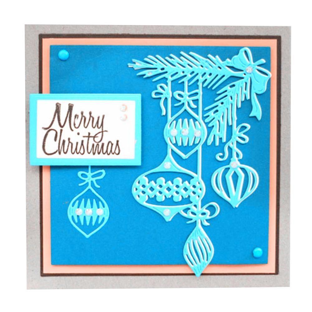 snowflake Cutting Die Scrapbooking Embossing Card Making Paper Craft Die—HQ