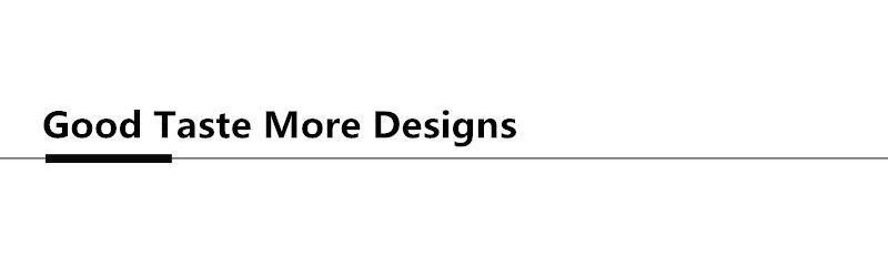 good taste more designs