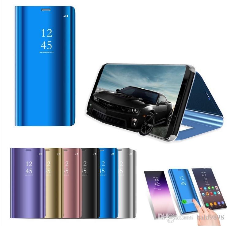 Para o caso do telefone móvel huawei luxo case espelho casefor mate10 litro tampa do telefone pro para huawei p20 lite / p20 / p20pro / nova 3e