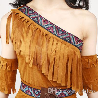 Costume For Halloween 2020 India 2020 Fashion New Halloween India Indian Costumes Folk Style