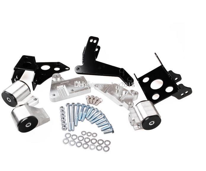 Automobile engine holder bracket support for Honda civic EK96-00 K20 K24 engine