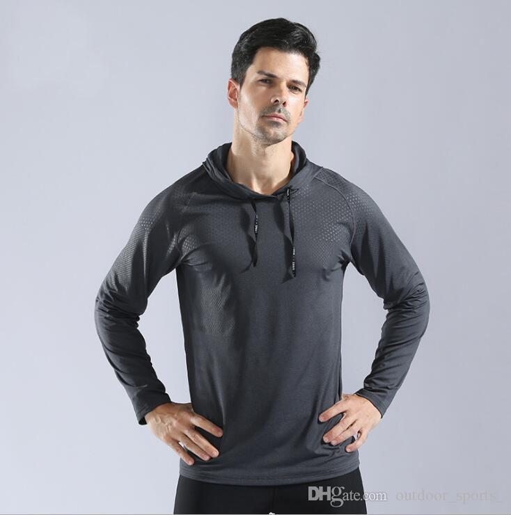 Homme à Capuche Entraînement Pull-over à capuche manteau Sweat Casual Sports Tops Fashion