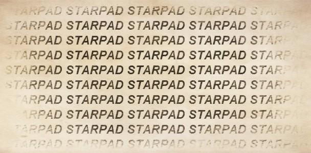 STARPAD 1PCS