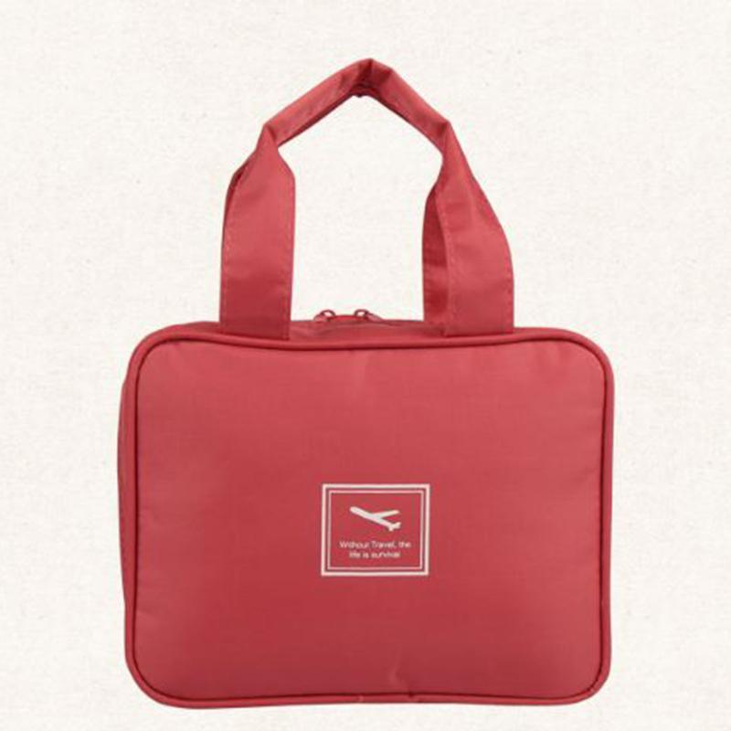 Neceser молния новый человек женщины макияж сумка косметическая сумка красоты чехол организатор туалетные наборы для хранения путешествия WTote сумка